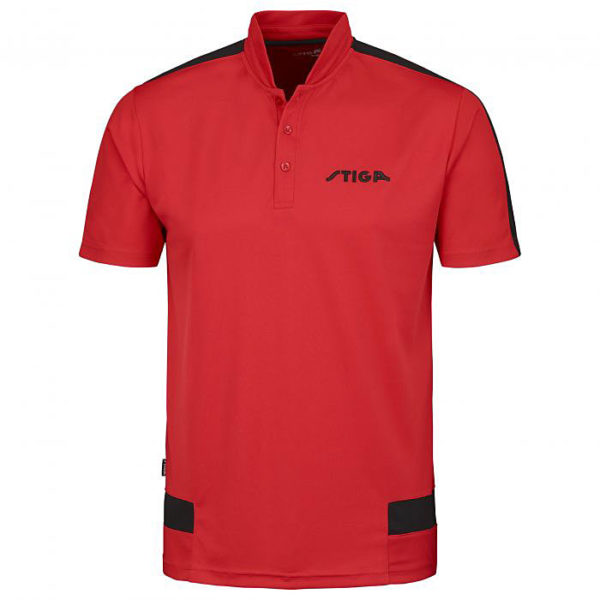 STIGA-Shirt-CREATIVE-red+black-padelbutikken-web